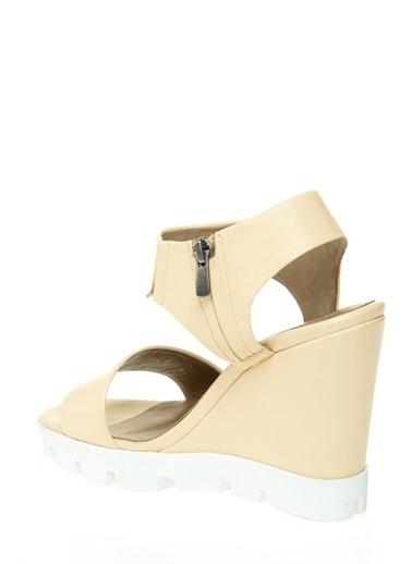 Beymen Studio Sandalet Ten